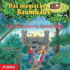 Das magische Baumhaus: Das verzauberte Spukschloss (Folge 28) - CD