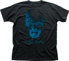 Breaking Bad Walter White Crystal Meth pure HEISENBERG black t-shirt FN9880