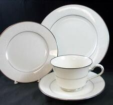 Noritake MARSEILLE Dessert Set Great Trim & Verge 7550 GREAT CONDITION