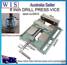 "6""/150mm Drill Press Vice,Drill Press Vice Bench Vice Clamp,Flat Type,4.0Kg83512"