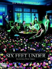 SIX FEET UNDER, Staffel 3 (5 DVDs) NEU+OVP