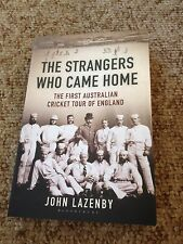 JOHN LAZENBY, THE STRANGERS WHO CAME HOME