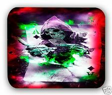 Poker Skull Mouse Pad Anti-Slip Desktop Mouse Pad Gaming Mouse pad