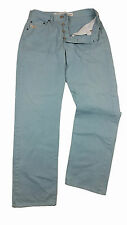Mens DIESEL Cheyenne 360 Jeans Size Waist 32 Leg 33 Straight Fit Light Blue Wash