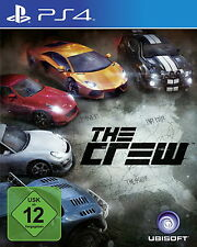 Ps4 jeu the crew sony playstation 4 jeu top Game