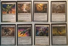 Lot de 18 cartes Sombrelande MISPRINT - MISCUT Off-center -18 cards - Mtg Magic