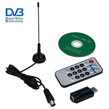 DVB-T+DAB+FM Radio Realtek RTL2832U R820T Software Defined SDR HDTVwbGT15 Black