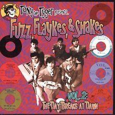 Tony the Tyger Presents Fuzz, Flaykes, & Shakes, Vol. 2: The Day Breaks At...