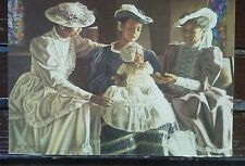 """M. BYERS """"Fourth Generation""""  African American Art CANVAS PRINT painting"""