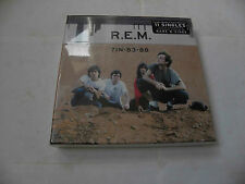 "NEW & SEALED R.E.M. 7IN - 83-88 - THE I.R.S. RECORDS 11x7"" SINGLES COLLECTION"
