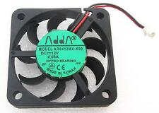 ADDA Cooling Fan 40mm x 40mm x 6mm 4006 DC 12V 0.06A 2pin Connector AD0412MX-K90