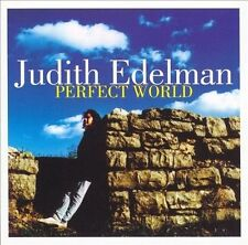 JUDITH EDELMAN - Perfect World CD ALBUM   NEW - NOT SEALED