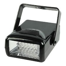 DL-STRBSCOOP10 ADJUSTABLE FLASHING STROBE DISCO LIGHT