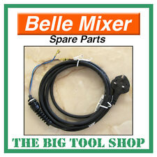 BELLE 240V GLANDED CABLE LEAD FOR MINI MIX 150 MIXER MOTOR, SPARE PARTS