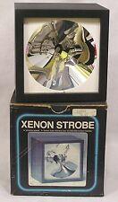 Vintage Xenon Strobe Light in OB Works Rock Video Series