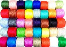 50 x Anchor Crochet Cotton Thread Balls Assorted Colours Sewing Embroidery