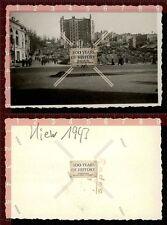 Orig. Foto Zerstört Kiew Ukraine 1943