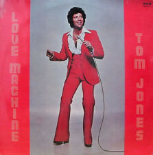 TOM JONES - Love Machine - CD.