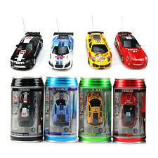 NEW COKE CAN MINI REMOTE CONTROL RACING CAR. COMPUTER, LAPTOP, PRINTER INK,EMT
