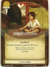 A Game of Thrones 2.0 LCG - 1x Little Bird #034 - base Set-second edition
