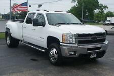 Chevrolet: Silverado 3500 4WD Crew Cab