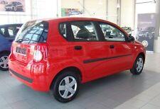 Chevrolet AVEO 5D 2004-2010 Body Side Mouldings Door Molding Protector Trim