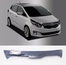 Acrylic Emblem Hood Guard Protector Cover 2pcs For KIA Rondo Carens 2014 2016