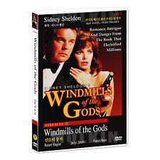 Windmills Of The Gods(Sidney Sheldon) (1988) DVD - Lee Philips(*New *All Region)