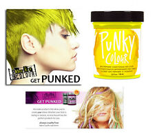 Jerome Russell Punky Semi Permanent Color Hair Cream #1450 BRIGHT YELLOW