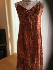 Principles ben de lisi Silk Dress Size16