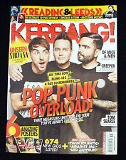 Kerrang Magazine issue 1636 NIRVANA BLINK-192 ALL TIME LOW MICE & MEN TOM SEARLE