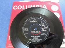 THE YARDBIRDS  EVIL HEARTED YOU columbia 65 -1U-1U 45 VG+