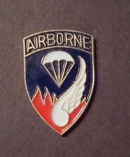 Army 187th Airborne Division HAT PIN LAPEL PIN