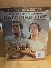 The Hunger Games: Catching Fire, Collectors Edition, BluRay, DVD, Sound Track,