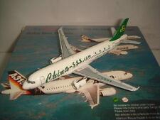 """Aeroclassics 400 Spring Airlines A320-200 """"China-SSS.com"""" 1:400"""