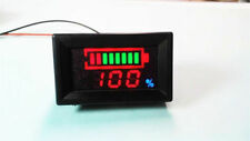 12V Digital LED Acid Lead Batteries Indicator Battery Capacity Tester Voltmeter1