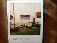 OHIO STATE v NOTRE DAME(1st Gm/60 yrs/3rd Ever)RARE PHOTO BILLBOARD MESSAGE 1995
