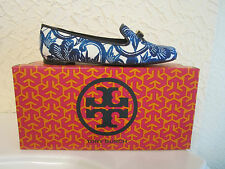 Tory BURCH Chandra stampato Mocassini