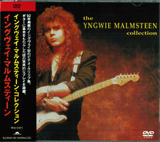 YNGWIE MALMSTEEN - VIDEO  COLLECTION - NEW DVD