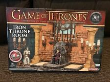 HBO McFarlane Toys - Game Of Thrones Construction Set - Iron Throne Room
