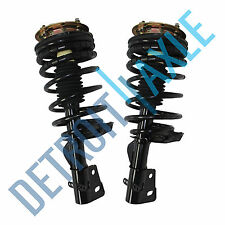 Pair of 2 NEW Front Driver and Passenger Quick Complete Ready Strut Assembly