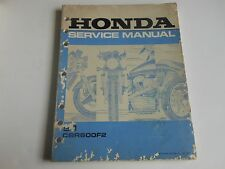 Honda Service Manual 91 CBR600F2 CBR 600 F2 # 61MV900