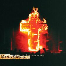Marilyn Manson - The Last Tour On Earth - Marilyn Manson CD 0JLN