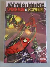 Astonishing Spider-Man & Wolverine - Hardback