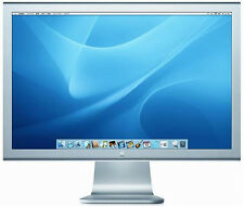 "APPLE A1081 20"" CINEMA DISPLAY MONITOR - WITH  POWER ADAPTOR"