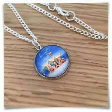 H20 Just Add Water  Mermaids pendant necklace H2O (xV2x)