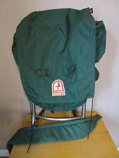 vint HILLARY 1 green backpack & aluminum frame great pack hiking hunting camping