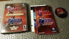 The Legend of Zelda Ocarina of Time : Gamecube, Masterquest complete