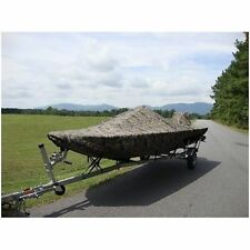 "Marpac Camouflage Jon Boat Cover Centerline Length 18' 6"" Beam 84"" 77818C-SG MD"