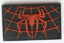 3D PVC SUPERIOR SPIDER-MAN Spiders Tactical military morale  Patch  SJK  552
